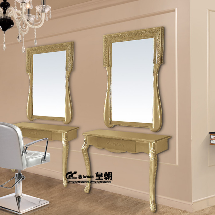 Manufacturers selling european hairdressing mirror selling for Salon furniture manufacturers