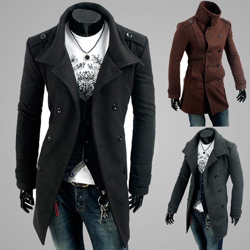 Buy Mens Wool Coat | Fashion Women's Coat 2017