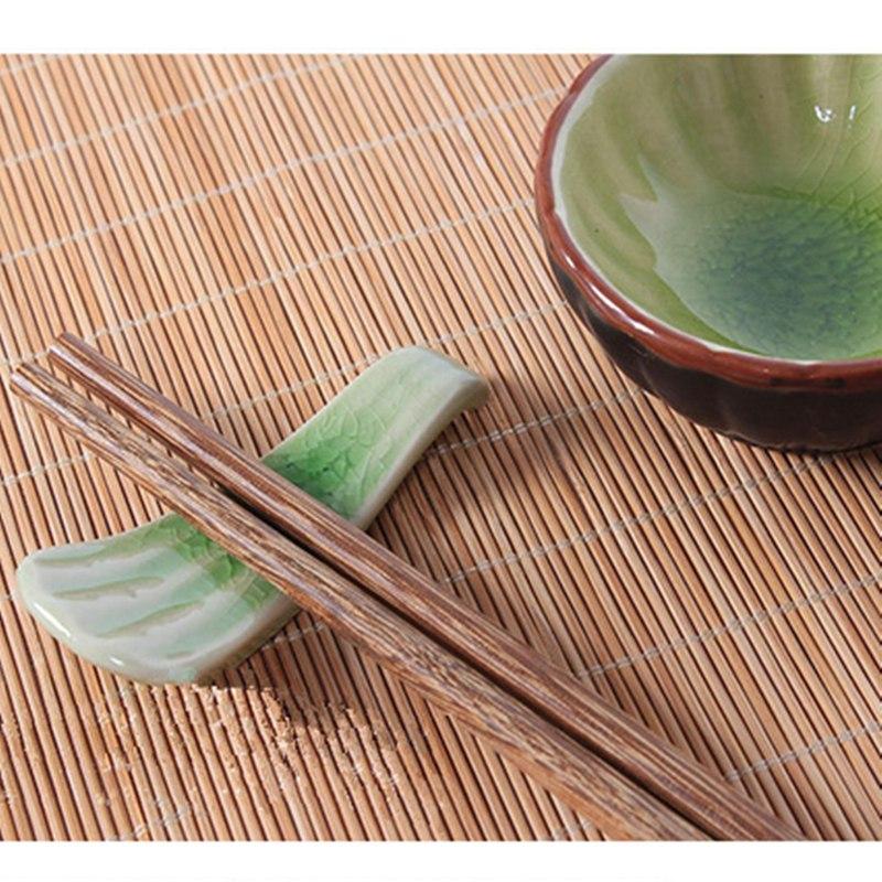 Best Price 1 Pairs Wooden Natural Environmentally Smooth Surface Handmade Chopsticks Gift Kitchen Restaurant Canteen Tableware(China (Mainland))