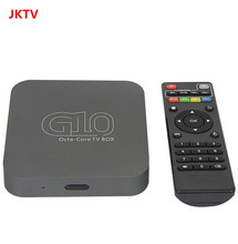 Android 5.1 RK3368 TV BOX G10 With Best Android Iptv Apk Japan Iptv Inclded 160 Japanese SD HD Channels Free Testing