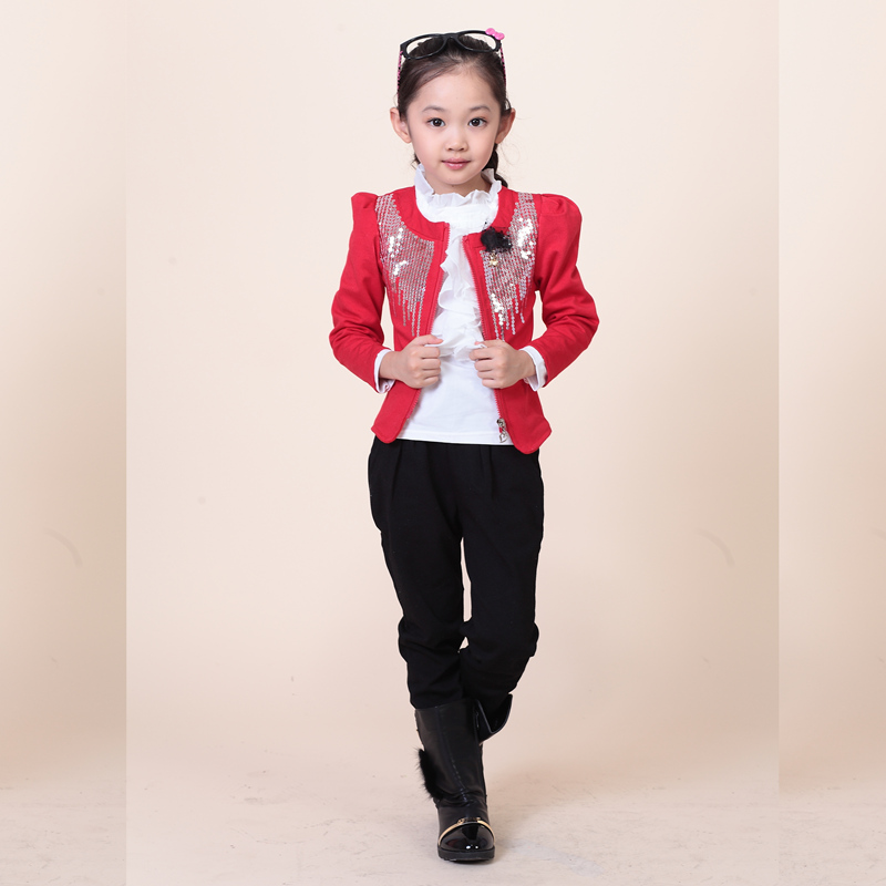 Popular Girls Formal Pant Suits-Buy Cheap Girls Formal Pant Suits Lots From China Girls Formal ...