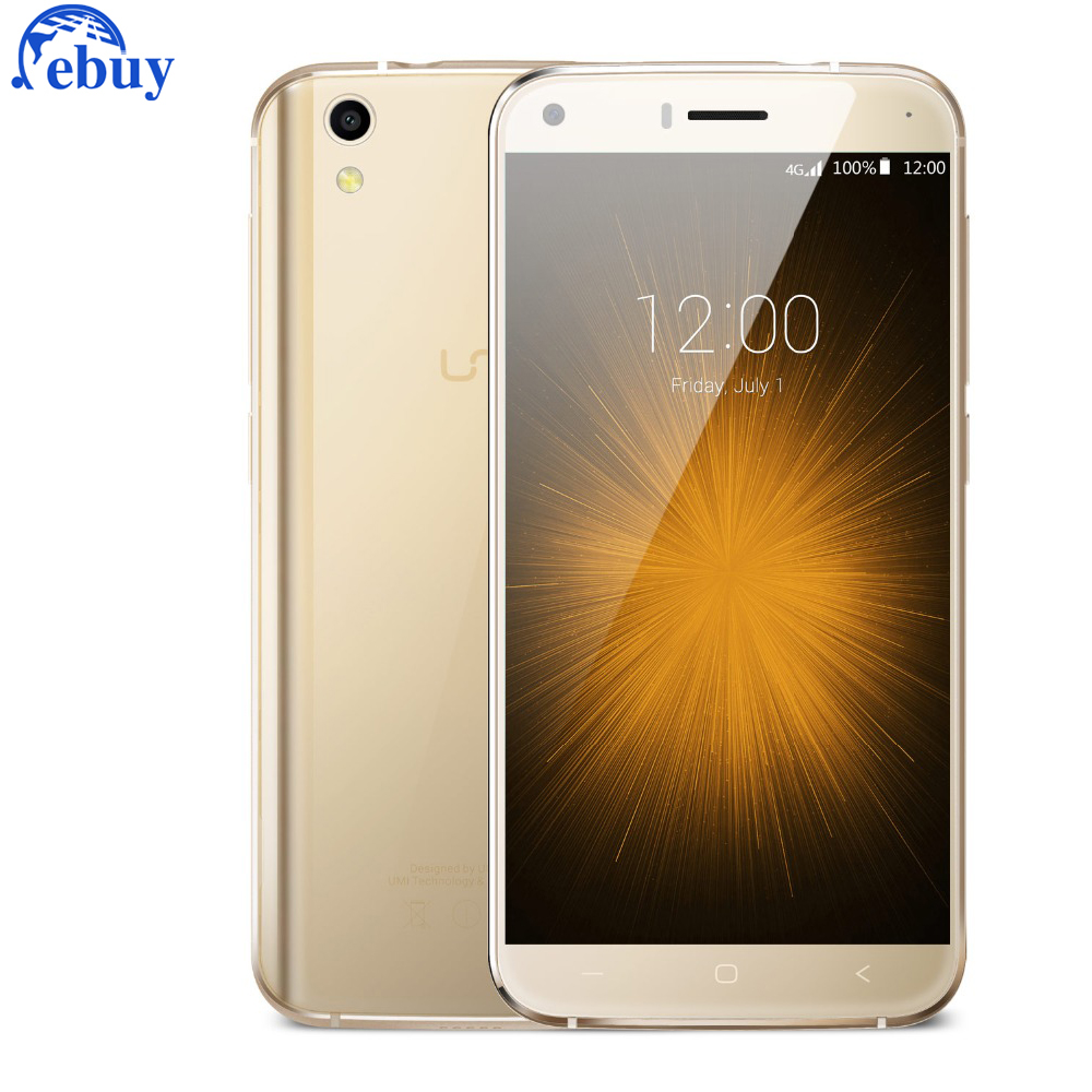 Original Umi London Mobile Phone MT6580 5.0 inch HD Android 6.0 Quad Core Marshmallow 1280*720 3G WCDMA Smartphone(China (Mainland))
