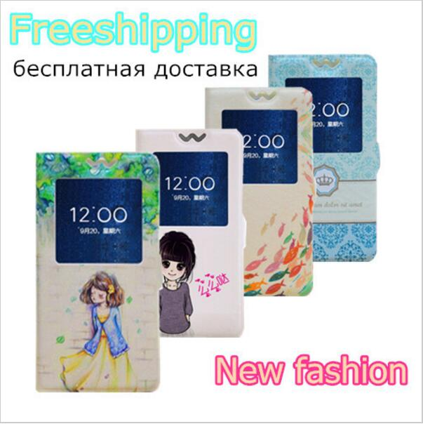 Free shipping cartoon pattern cover for HTC 10 ONE M10 PU leather mobile phone case(China (Mainland))