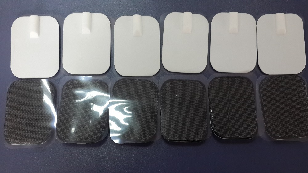 Supply many types tens reusable adhesive pad for electrode tens devices(China (Mainland))