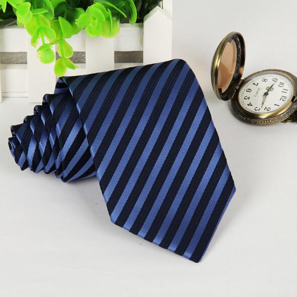 designer silk ties zx0g  36 Colors Strip Mens Ties 2015 Slim Brand Polyester Silk Tie,Business  Casual Designer Ties