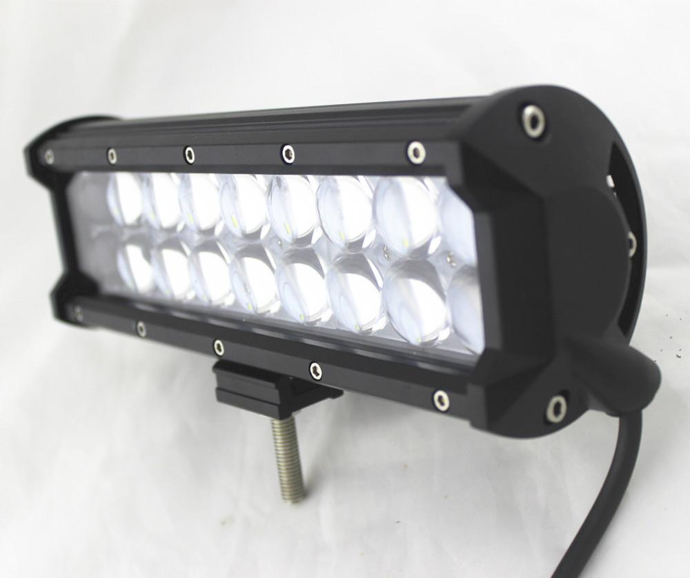 """9"""" inch 90W  Led Light Bar Combofor SUV ATV UTV 4WD 4X4 Offroad Wagon Roof Led Light Bar Fog Lamp headlight 12V 24V"""