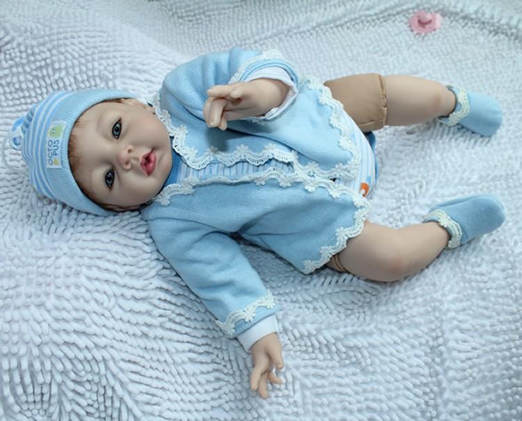 Кукла China Brand 22 Reborn 22NPK3394K-FBA