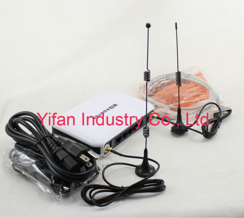 R100+ Triple band UMTS 850/1900/2100Mhz Auto reconnect 3g hsupa hsdpa router with sim card slot(China (Mainland))