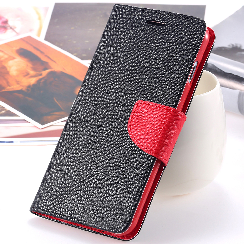 Luxury Wallet Stand Flip Leather Case For Apple iPhone 6 ...