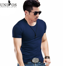 2015 new 100% brand contton men t-shirts for Lovers printed fashion short sleeve t-shirt Accept customized Free shipping ABCD