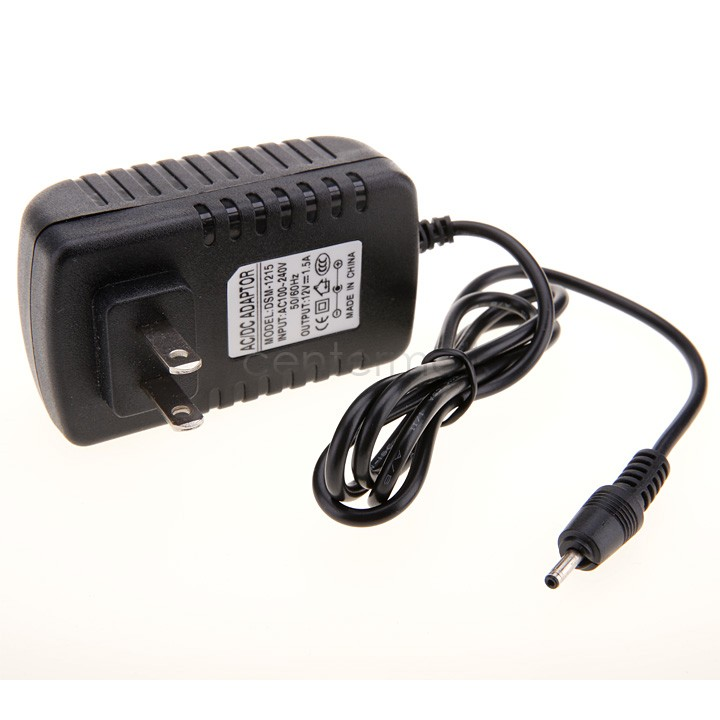 2015 New 12V 1.5A Wall Tablet Charger Power Computer AC Adapter US Plug For Acer Free Shipping 51(China (Mainland))
