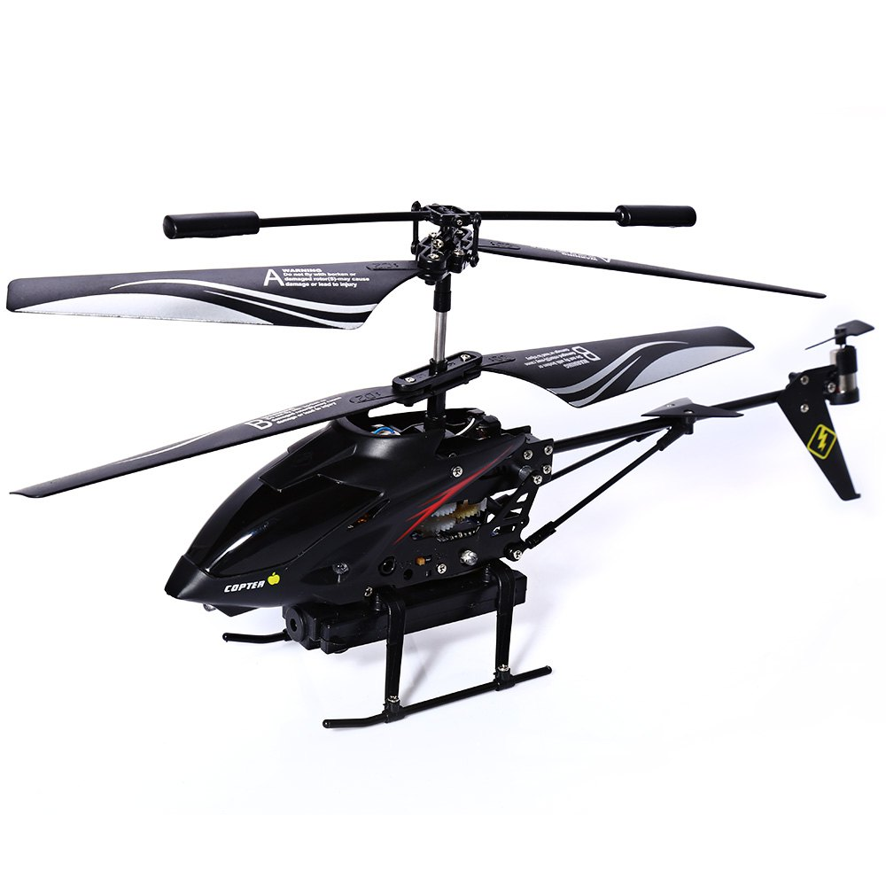 Lowest Price Electronic Toy WLtoys S977 Radio Remote Control Helicopter Metal Gyro RC Helicopter With Video Camera Reviews Toy(China (Mainland))