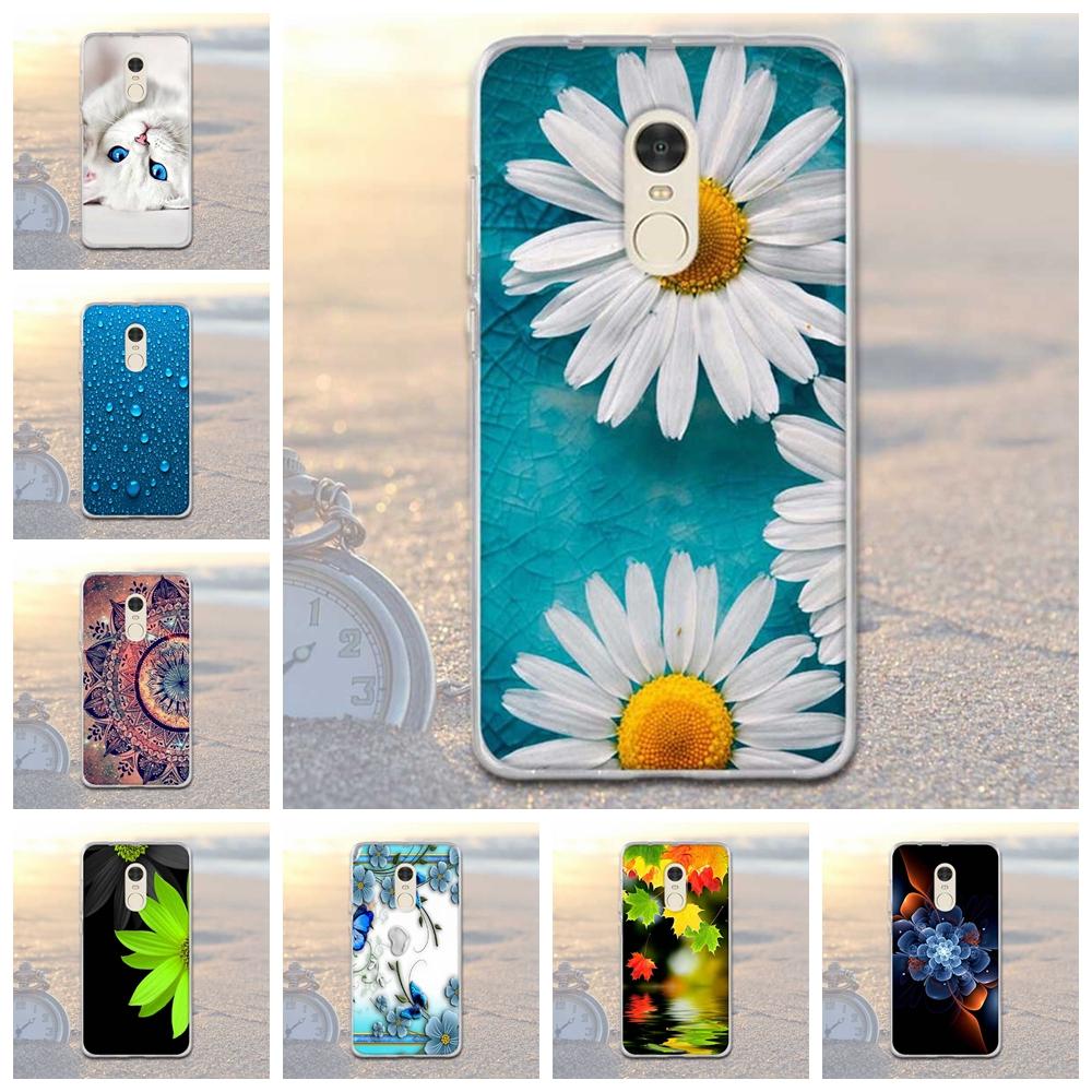 Case Xiaomi Redmi Note 4 Cover 3D Relief Print Soft TPU Case Xiaomi Redmi Note 4 Case Redmi Note 4 Pro prime Case