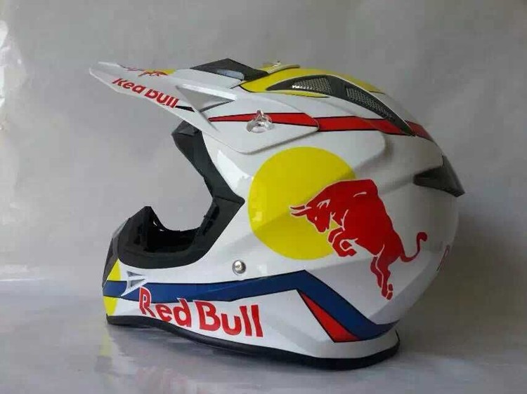 Ktm Red Bull Helmet For Sale
