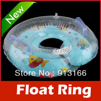 New Baby Aids  Infant Swimming Neck Float Ring Safety