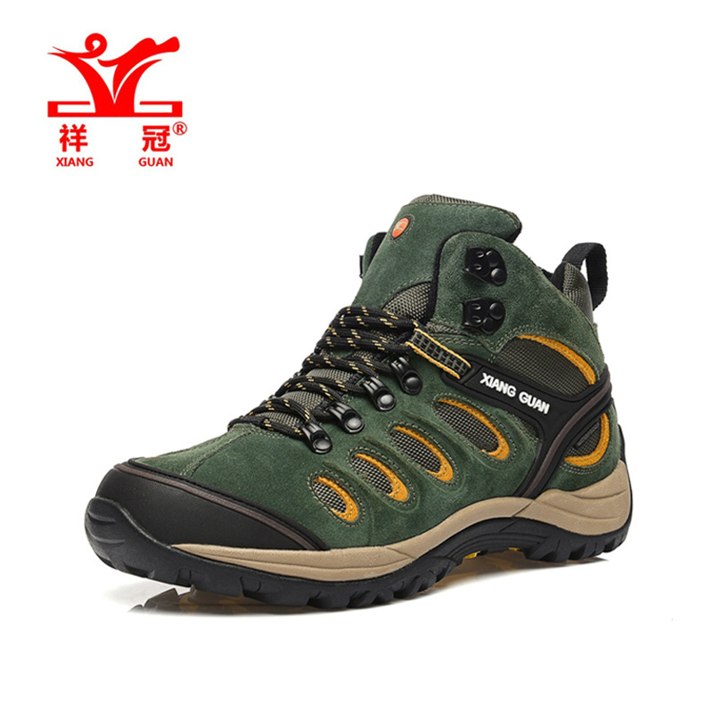 brand mens leather high top shoes for high end