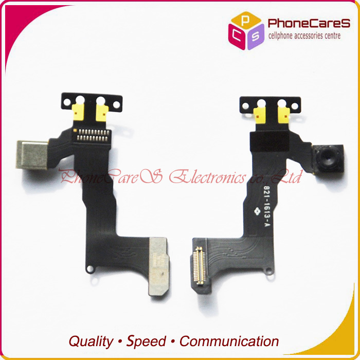Iphone 5S Front small face facing Camera flex cable replacement parts,original new,1, - PhoneCares Electronics co.,Ltd store