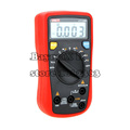UNI T UT136B Handheld DC AC Voltage Current Resistance Frequency Auto ranging Digital Multimeters with Capacitance