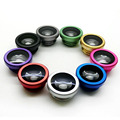 Universal Mobile Phone Lens 3 in 1 Wide angle Macro Fisheye Lens Set for iPhone 6
