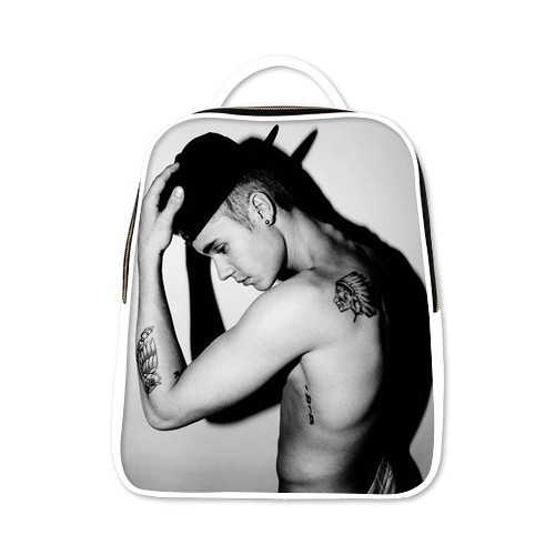 justin bieber Backpack School Campus Bag Travel Rucksack Outdoor 6 Color