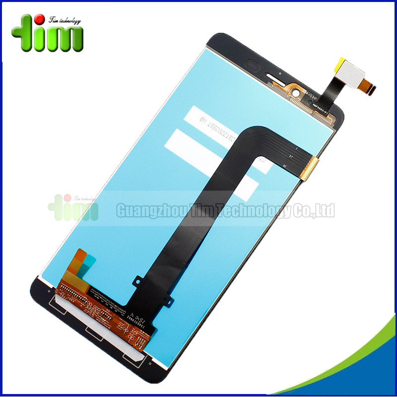 50 pcs Original For Xiaomi Redmi Note 2 LCD Display + Touch Screen Digitizer Assembly Replacement Parts 5.5 inch LCD Screen