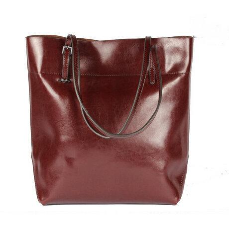 European and American fashion handbags, big bags, high-end brand 100% genuine leather bag, high quality handbag, free shipping(China (Mainland))