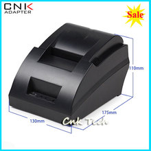 Free Shipping Thermal Printer 58mm USB Port POS Receipt Printer 5890C For Cash Registers At The Supermarket Hot Sale High Speed(China (Mainland))