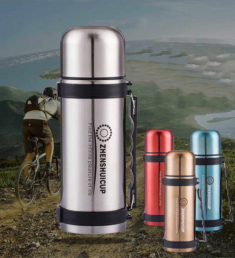 2016 New Brand 1200ML Thermos Vacuum Flask stainless steel ...