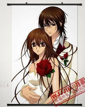 Anime Vampire Knight Home Decor Poster Wall Scroll