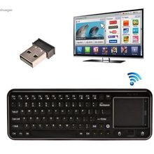 Fashion RC8 Remote Control USB Wireless Keyboard Mouse For TV Computer 25
