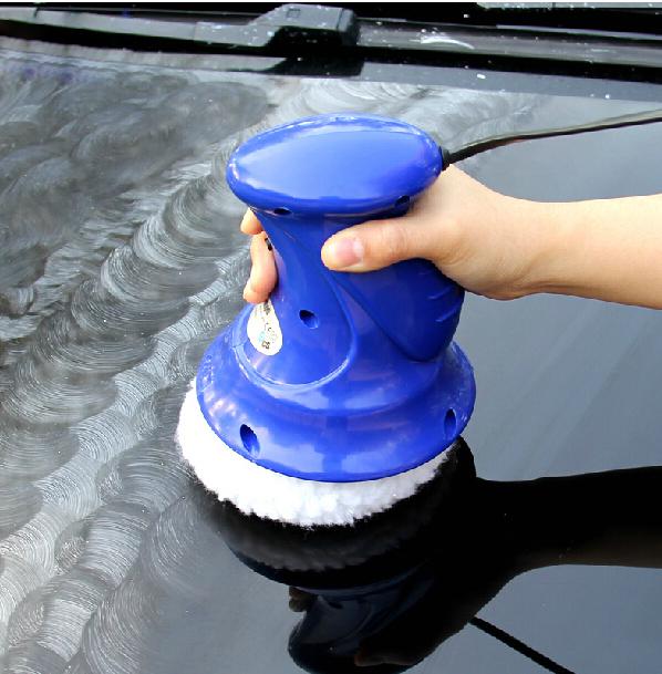 12V car polishing machine polisher for car 4.2m power cable(China (Mainland))