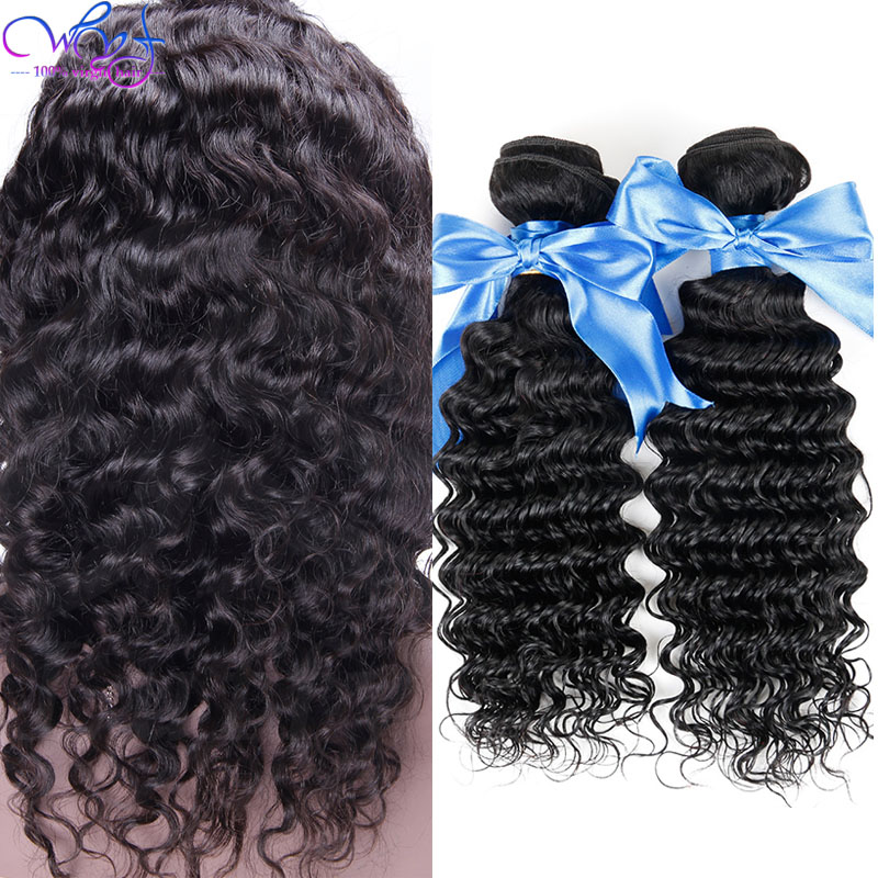 8A 4 Bundles Deep Wave Brazilian Hair Whole Price Brazilian Deep Curly Virgin Hair 8-28 Inch Unprocessed Brazilian Virgin Hair(China (Mainland))