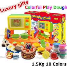 popular plasticine modeling clay