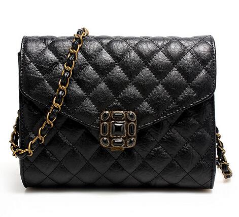 Famous Brand Designers Women Messenger Bags Quilted Flaps  Bag Womens PU Leather Handbag Boy Chain Shoulder Bag Bolsos Sac<br><br>Aliexpress