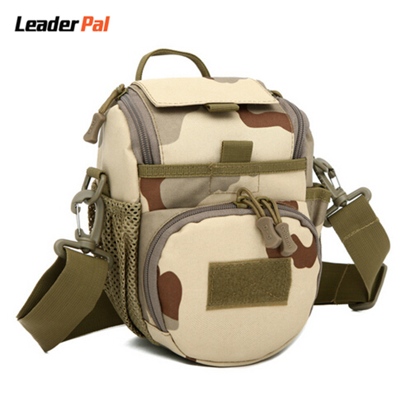 Tactical Bag Outdoor Sports Hunting Military Messenger Camouflage Nylon Camera Cycling Shoulder Crossbody Bags