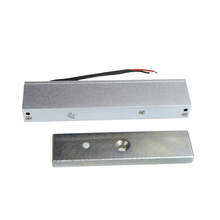 Single Door 12V Electric Magnetic Electromagnetic Lock 180KG (350LB)  Holding Force for Access Control(China (Mainland))