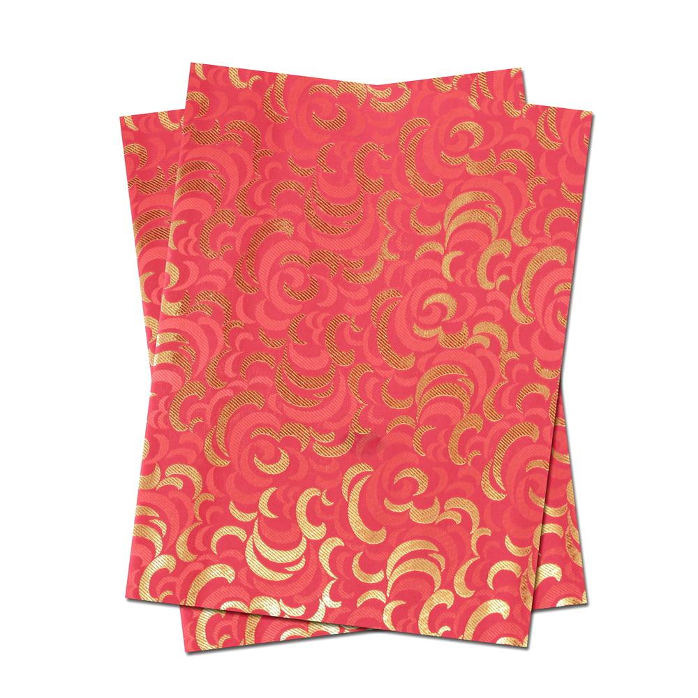 African headtie,Head Gear, Sego Gele&Ipele,Head Tie & Wrapper, 2pcs/set ,Item No.ITT623 RED(China (Mainland))