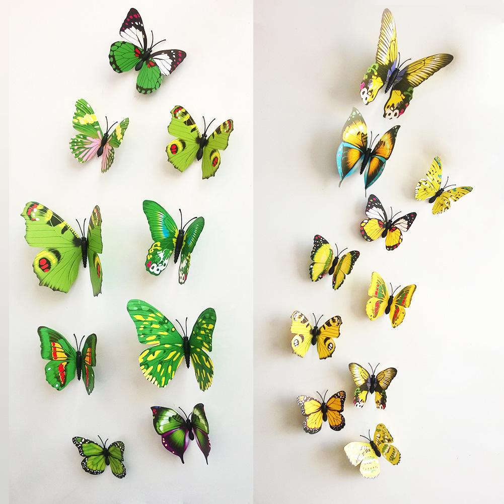 Своими руками бабочка стикер