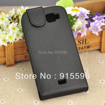 Pu Leather Case For Fly IQ4411 Quad Energie 2 Cell Phone Flip Flap Style Cover 5 Colors Free Shipping