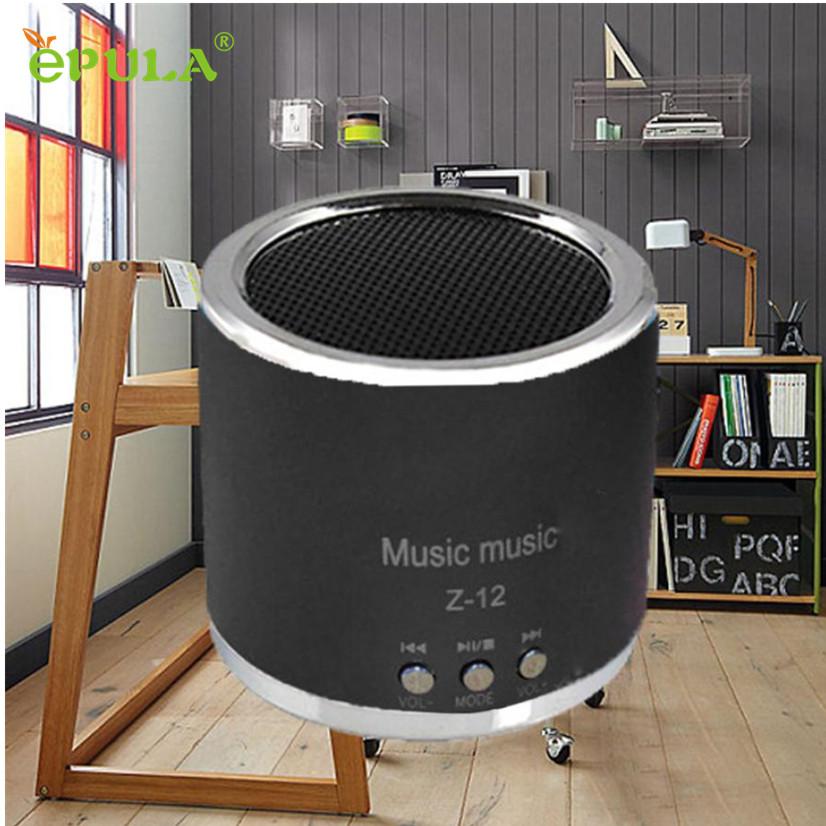 Factory Price Mini speaker Portable Wireless Loudspeaker Sound System 3D stereo Music surround FM Radio USB Micro SD TF Card MP3(China (Mainland))