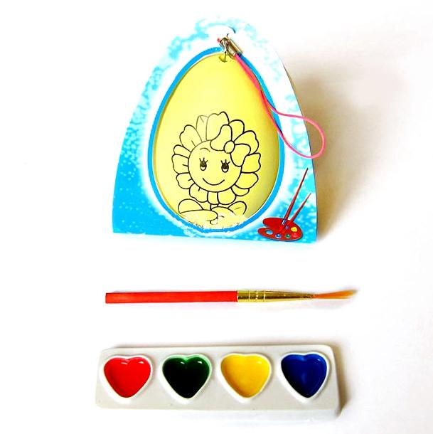 Easter Eggs Drawing Toy Diy , Random Designs,10pcs(China (Mainland))