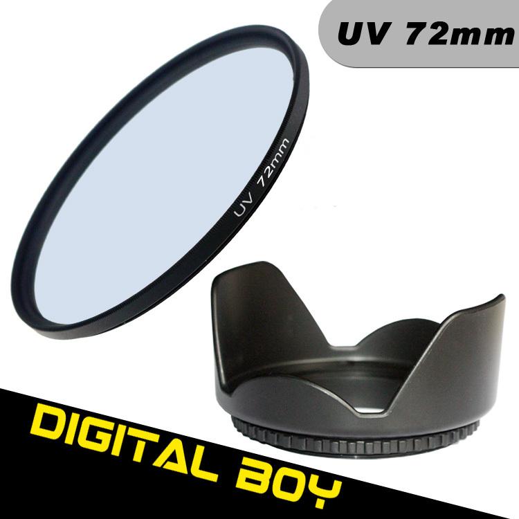 Фильтр для фотокамеры Digital Boy 1 72 + 72 Canon 15/85 Nikon 18/200 72mm UV цифровой диктофон digital boy 8gb usb ur08