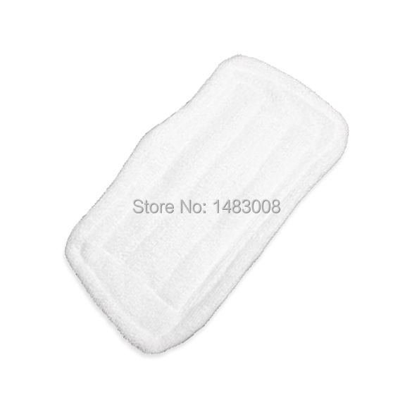 Durable 6 Pcs Microfibre Cloth Pad For S3101 H2O H20 Steam Mop Cover Washable High Quality(China (Mainland))