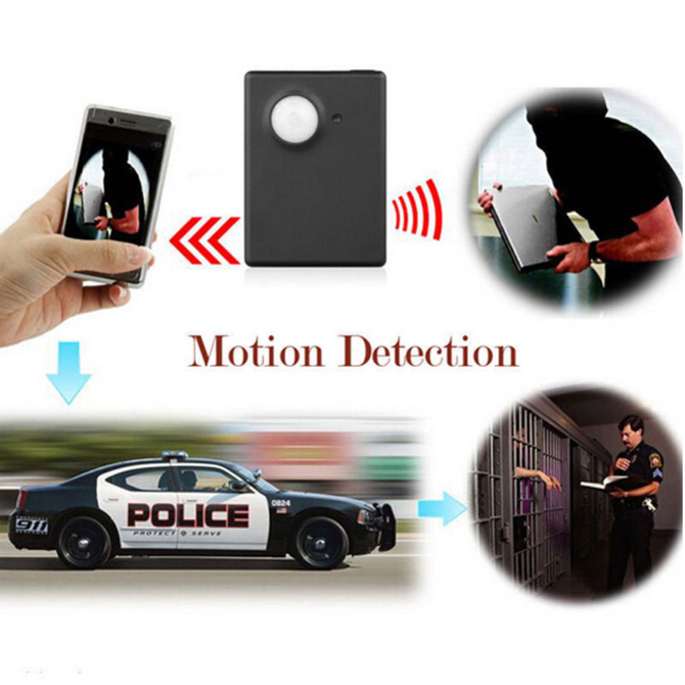 Wireless Mini 1.3M Infrared Camera Video Security GSM Autodial Home Office GPS PIR MMS Alarm System(China (Mainland))