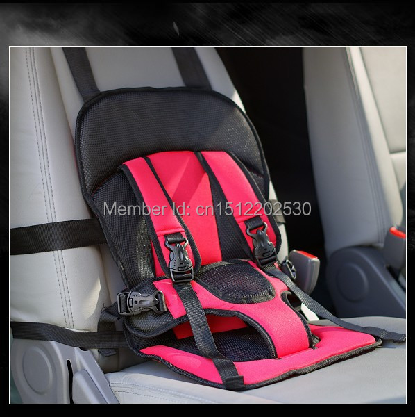 New child car safety seat cover baby seat products Car Seat cover for baby infant child of 2-5 Years Old Two color(China (Mainland))