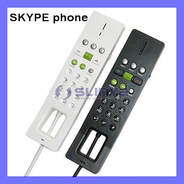 Connect with Computer VOIP Phone USB Skype Telephone(China (Mainland))