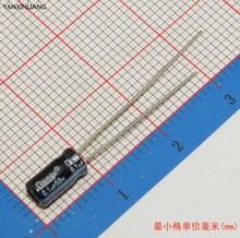 Buy D066 50pcs Aluminum electrolytic capacitor 0.1uF 50V 4*7 Electrolytic capacitor for $1.31 in AliExpress store