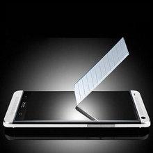 0.26 мм протектор экрана закаленное стекло для HTC M7 M8 M9 желание 820 626 620 820 мини D820mu чехол защитная пленка розничной коробке