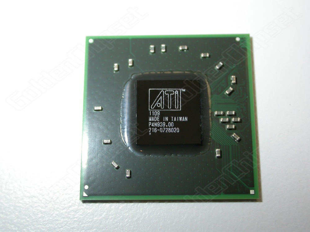 2011+ Manufacturer Refurbished 216-0728020 Mobility Radeon HD 4570 BGA Chip computer Electronic 216-0728020 Mobility(China (Mainland))