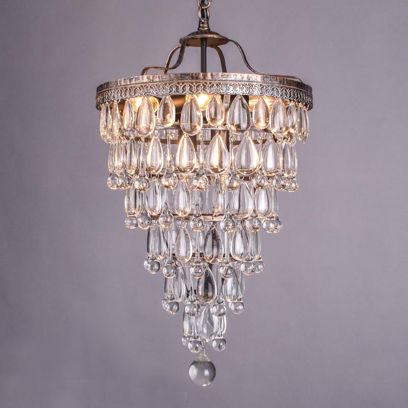 Lampadario di cristallo di goccia acquista a poco prezzo for Hope lampadario